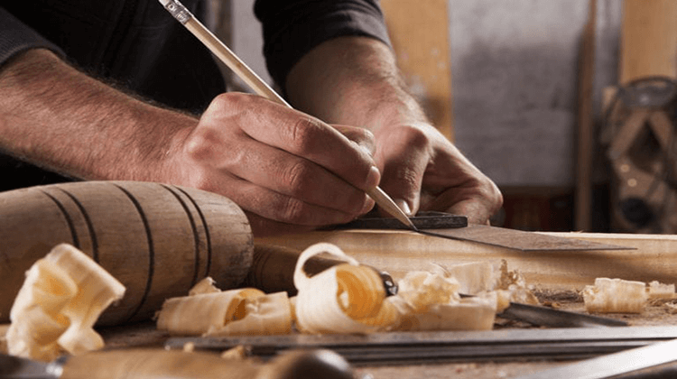 How To Carve A Braid In Wood