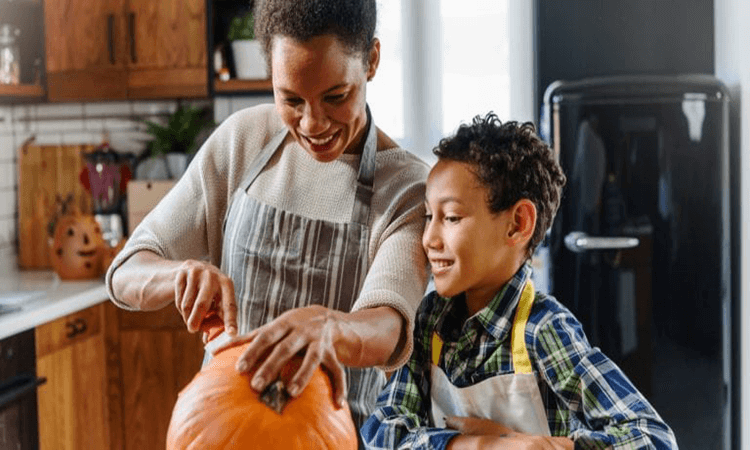 How To Carve A Pumpkin Without Special Tools