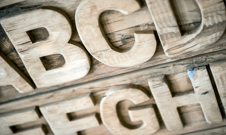 How To Carve Letters Into Wood A Guide To The Art Of Letter Carving