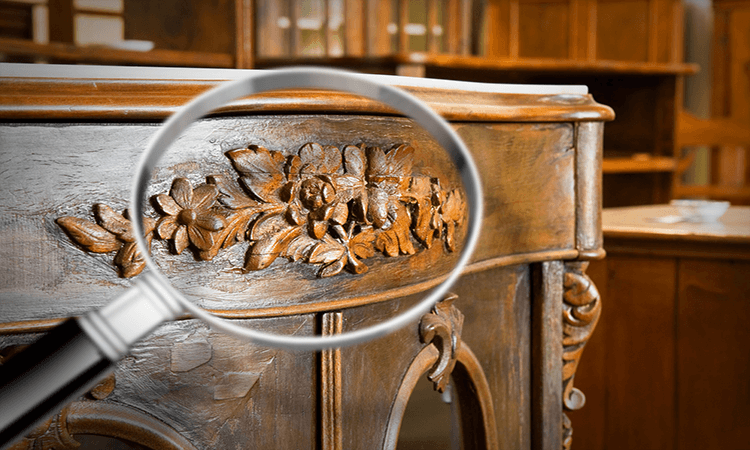 How To Clean An Old Carved Wood