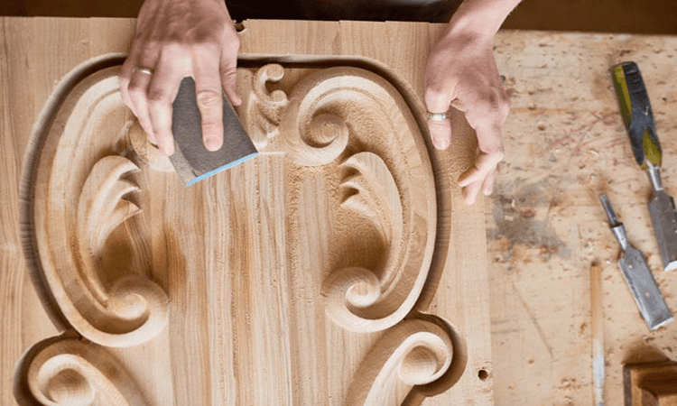 How To Finish Wood Carvings