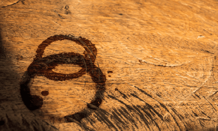 How To Get Rid Of Water Marks On Wood Furniture