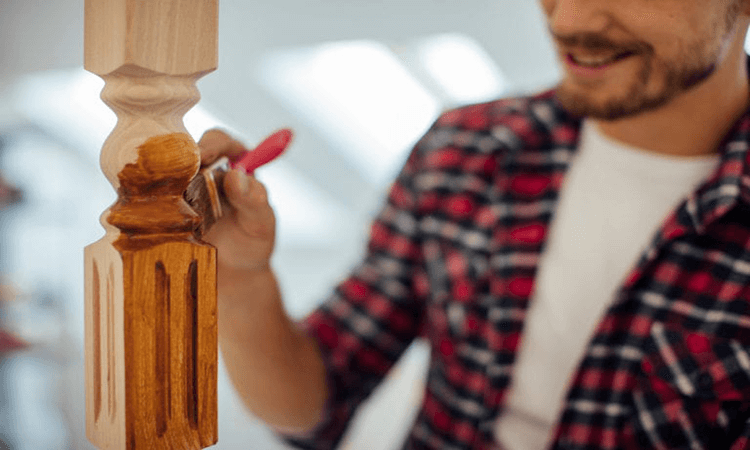 How To Paint And Finish A Wood Carving