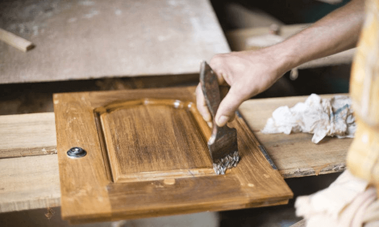 How To Stain Carved Wood A Step-By-Step Process