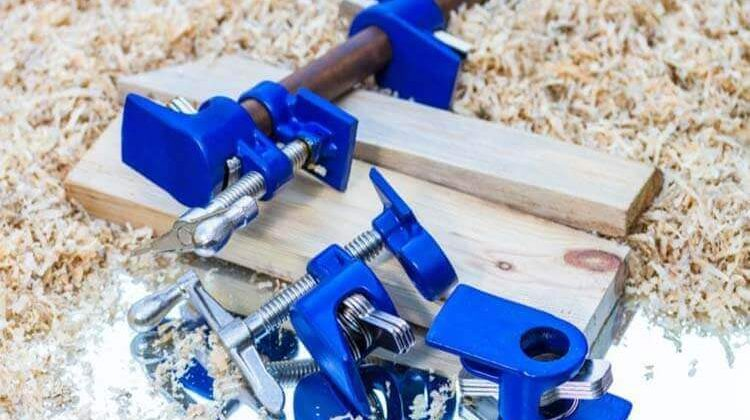 The 7 Best Woodworking Pipe Clamps