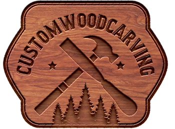 Custom Wood Carving